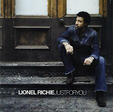 LIONEL RICHIE : JUST FOR YOU / CD - TOP-ZUSTAND