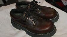Dr Doc Martens 8A43 Mens Shoes US Sz 6 or UK Sz 5 Womens Sz 7 Brown