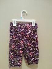H & M baby girls spring cotton pants spring winter sz 4-6 months NWT free ship