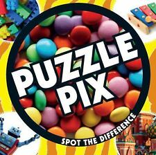 Puzzle Pix: Spot the Difference
