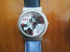vintage timex, disney, 101 dalmatians watch, quartz,