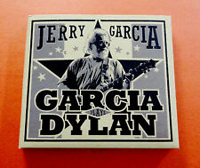 Jerry Garcia Band Bob Dylan Garcia Plays Dylan 2 CD JGB J.G.B. Grateful Dead