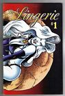 LADY DEATH in LINGERIE #1 - STEVEN HUGHES COVER - CHAOS COMICS - 1995
