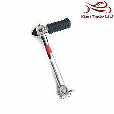 BRAND NEW ROYAL ENFIELD BULLET KICKSTART PEDAL CHROME RIGHT KICK START LEVER