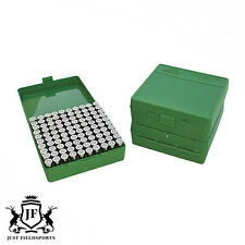 P-100-45 Flip-Top Ammo Box 100 Round 40 10mm 45 by MTM