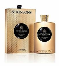 OUD SAVE THE QUEEN by Atkinsons for Women100 ML,3.3 fl.oz, Eau De Parfum, EDP