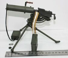 1:6 Water-cooled Machine Gun Model Maxim M1910 Weanpon Toys F 12'' Action Figure