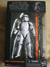 StarWars STORMTROOPER 6 inch Black Series (Very Hard to Find!)