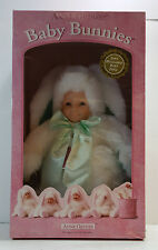 Anne Geddes Baby Bunny Doll New In Box