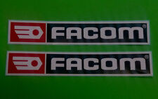 Facom tools decal stickers pair