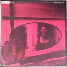 JEAN RITCHIE: Sings Folk and Country Songs FOLKWAYS vinyl LP VG++