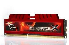 8GB G.Skill DDR3 PC3-10666 RipjawsX Series (9-9-9-24) Single module