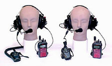 NEW Wireless Fan Link Racing Intercom System Headset Headphone Scanner NASCAR
