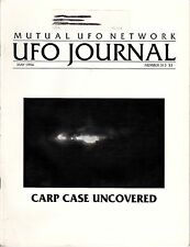 MUFON UFO Journal #313 May 1994 Carp Case Uncovered Colorado Valley
