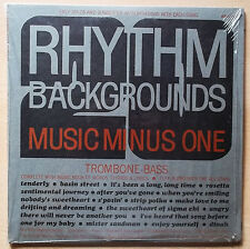 RHYTHM BACKGROUNDS LP mmo Trombone-Bass
