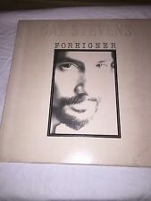 CAT STEVENS - FOREIGNER (SP4391) VG+ cond.  with special song lyrics sheet!