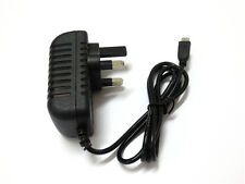 5V 2A AC Charger Home Power Adaptor for Lenovo ThinkPad 183825U Android Tablet