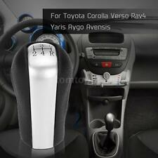 5 Speed Gear Stick Shift Knob Insert for Toyota Corolla Verso Rav4 Yaris HQ Z9E3