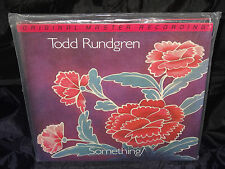 Todd Rundgren Something / AnythiSEALED USA 1993 MFSL 200 GRAM 1/2 SPEED 2 LPS