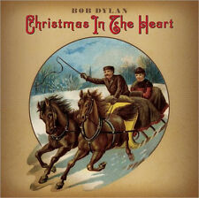 BOB DYLAN - CHRISTMAS IN THE HEART - CD - Sealed