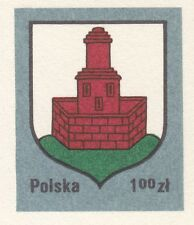 POLAND 1977 mint Postcard Cp#683 50th anniversary of the first in Poland, ..