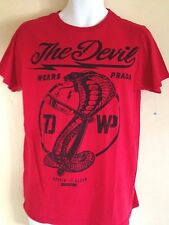 THE DEVIL WEARS PRADA 2013 MED t shirt ROCK   OUT OF PRINT
