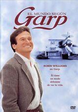 THE WORLD ACCORDING TO GARP (1982) **Dvd R2** Robin Williams, Glenn Close
