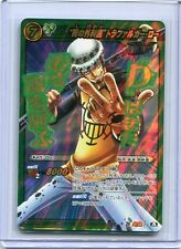 ONE PIECE JAPANESE card carte Miracle Battle carddass Super Omega Trafalgar Law