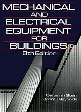 MECHANICAL AND ELECTRICAL EQUIPMENT FOR BUILDING 8th edition