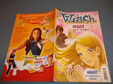 WITCH***COMIC***HEFT***NR.06/2004