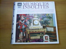 JOHN TAGGER Musiques insolites FRENCH LP PATHE