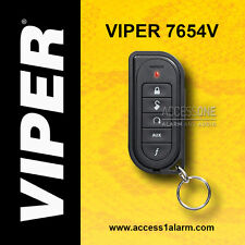 Viper 1-Way Remote 7654V For 5501V / 5901V / 5902V / 5906V / 4704V / 5704V