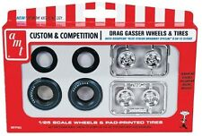AMT [AMT] 1:25 Drag Gasser Wheels and Tires PP005 AMTPP005