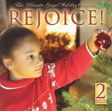 Rejoice: Ultimate Gospel Holiday Collection Various Artists MUSIC CD