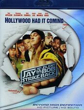 Jay and Silent Bob Strike Back (2011, REGION A Blu-ray New) BLU-RAY/WS