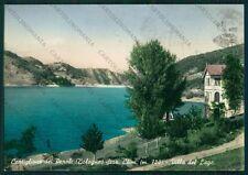 Bologna Castiglione dei Pepoli Lago di Foto FG cartolina VK2829