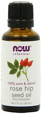 Now Foods Solutions Rose Hip Seed Oil, 1 fl oz