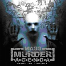 Bring The Violence - Mass Murder Agenda (2012, CD NEUF)