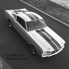 FIRST BUILD Ford Shelby GT350 Mustang 1965 –Shelby American LA facility –photo 4