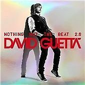 David Guetta CD Album (2012) Nothing But The Beat (2.0 Extended Edition)