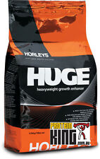 HORLEYS HUGE 4.5KG VANILLA WEIGHT GAINER ELITE SERIOUS MASS PROTEIN MUSCLE