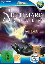 Nightmare Realm: Am Ende... (PC, 2014, DVD-Box)
