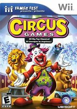 Family Fest Presents: Circus Games Wii