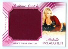 "MICHELLE MCLAUGHLIN ""BEDTIME SWATCH #1/5"" BENCHWARMER DREAMGIRLS PREVIEW 2016"