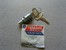 NOS Yamaha Steering Lock Assembly 76-78 XS500 76-79 XS650 584-23408-00-00