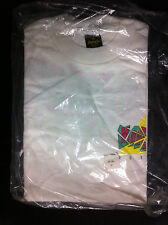 Rare NOS 1980s MONGOOSE MOTION T-SHIRT Mens Size SMALL Old School BMX Decade Pro