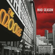 MAD SEASON - LIVE AT THE MOORE 2 VINYL LP NEU