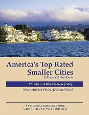 NEW - America's Top-Rated Smaller Cities 2014 / 2015: A Statistical Handbook