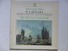 MARIA JOAO PIRES MOZART Concerto piano 21 KV 467 THEODOR GUSCHLBAUER STU 70819