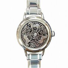 Celtic Horse Knot Epona Medieva Women's Bracelet Watch New!